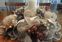 Table center piece / by Teresa Patterson