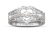 Paula Jones / A Beautiful Ring / by Paula Jones