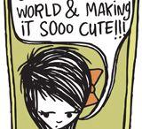 Just Stinking Cute! / by Angela Gullick