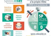 #SPOOC_INTEF / Aprende a tu ritmo con SPOOC_INTEF: Cursos en línea abiertos y a tu ritmo para la gestión autónoma del aprendizaje y la participación en comunidades educativas.