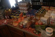 Case Lot & Food Storage Pics
