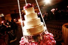 Stunning Cake Tables