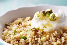 Quinoa / by Chris Riharb