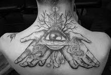 Tattoos and Drawings