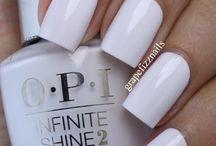 Nails / The best nail colors and nail art