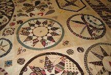 Irish Circles / quilts