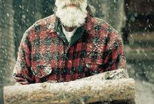 lumbersexual before it was fashion