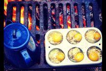 camping << bouffe << feu <<plage