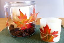 Holidays - (Fall/Halloween/Thanksgiving) - food, crafts, etc. / by Tracy Bullins