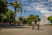 AXS On Road Day Tours in Marrakech. / These are all our awesome On Road Day Tours. For more information go to http://www.argansports.com/tours/day-onroad/