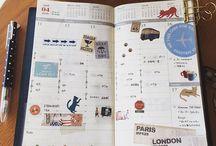 my travelersnotebook