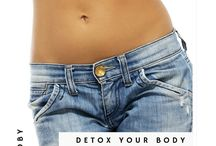 Body Detox / Body detox with and without dieting.