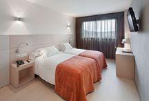 Nuestro hotel / by Hotel Hola Tafalla