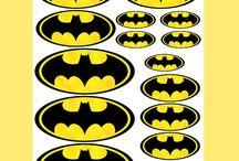 batman och hello kitty party