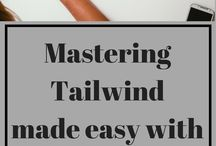 getting to know Tailwind