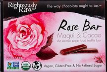 Raw Chocolates / We have a range of organic raw chocolates for you to choose from.