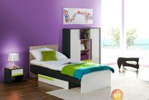 Julien nábytek do dětského pokoje (kids furniture)