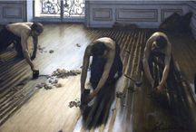 Art History - favourite painters/paintings  / by Grace Parkin