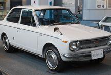 Klasyki / Klasyczne Toyoty Corolle z lat 60,70 i 80-tych