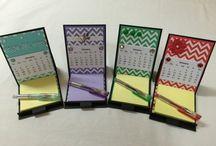 kalendarovy box