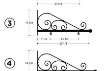 wrought iron calculations