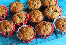 Muffins / by Norma Stackhouse