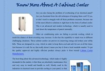Know More About A Cabinet Cooler