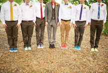 The Groom and his Men / by Jennifer Lillibridge