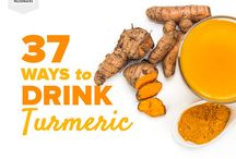 Turmeric drinks