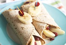 Healthy Snacks / No more cakes for celebrating birthdays at our office! Need some healthy ideas.