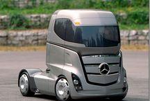 Mercedes - Benz Trucks