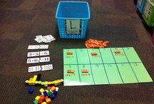 Math Workshop Setup / by Becky Godsey