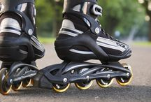 Buy online-Inline Skating / Inline skating is a very popular sport that is practiced all over the world due to its flexibility and affordable price of the skate. And it also provides as much fun as any other aero or water sports whose gears costs in thousands of dollars.