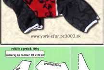 одежда для Тузика