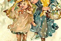 Vintage Christmas / by Carolien Van Os