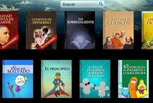 Bibliotecas Digitales / Bibliotecas Digitales de libros para niños y jóvenes existentes en la red.