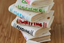 school lunch ideas / by Tonya Kerins