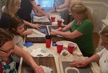 Painting Parties