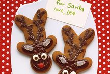 Santa's Goodies / Treats, gifts, and goodies for the holiday season.  / by Lindsey Bremner