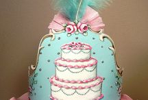 cakes / by Angel Lee Donaldson Fontenot