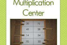 6th Grade Math Centers