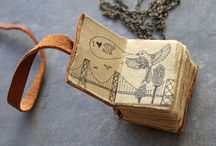 TINY BOOKS / by Kim Collister