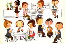 illustraties eten en drinken