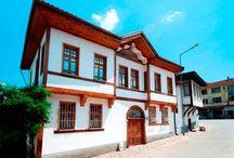 geleneksel türk evi