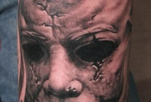 Ink / Inked flesh