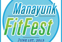 Manayunk Fit Fest / Known for decades as a cycling town, Manayunk has, in the last few years, become home to 18 fitness-related businesses. We want to celebrate and promote our booming fitness initiative with an all-day Fit Fest including our first-time event Walk the Wall, followed by Manayunk Fitness Week. The first-ever Manayunk Fit Fest will take place on June 1st, 2013 from 9AM until 3PM in the Levering Street Parking Lot.