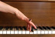 Piano en Ukelele