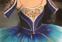 Balett ruhák