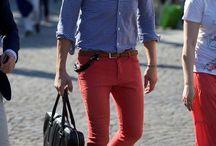 <Fashion for him>