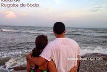 Weddings - Bodas / Todo lo relacionado con las Bodas, Novios, Regalos, Luna de Miel, Viajes Romanticos